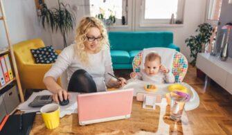 kadınlar için evden para kazanma taktikleri